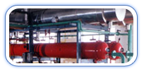 refrigeration system, air condition plants